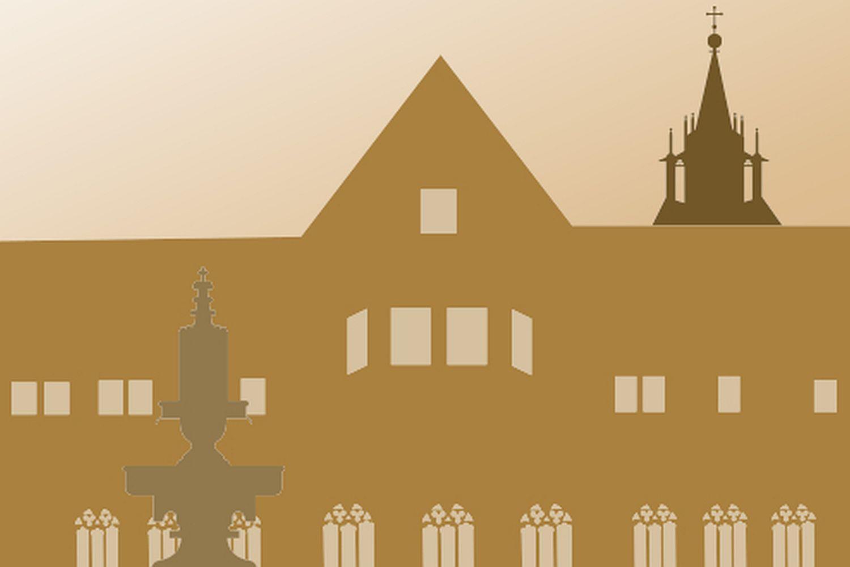 Symbol für Standardführungen im Kloster und Schloss Bebenhausen