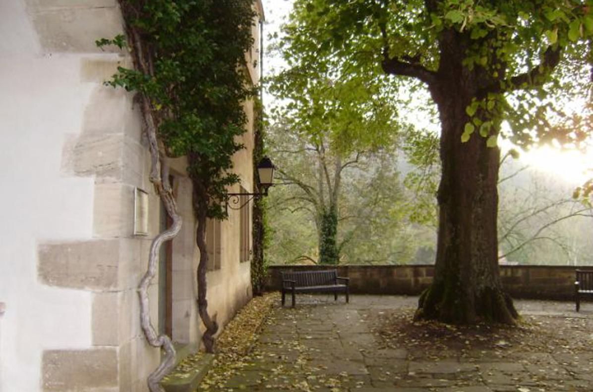Bebenhausen Monastery and Palace; Photo: Staatliche Schlösser und Gärten Baden-Württemberg, Janna Almeida