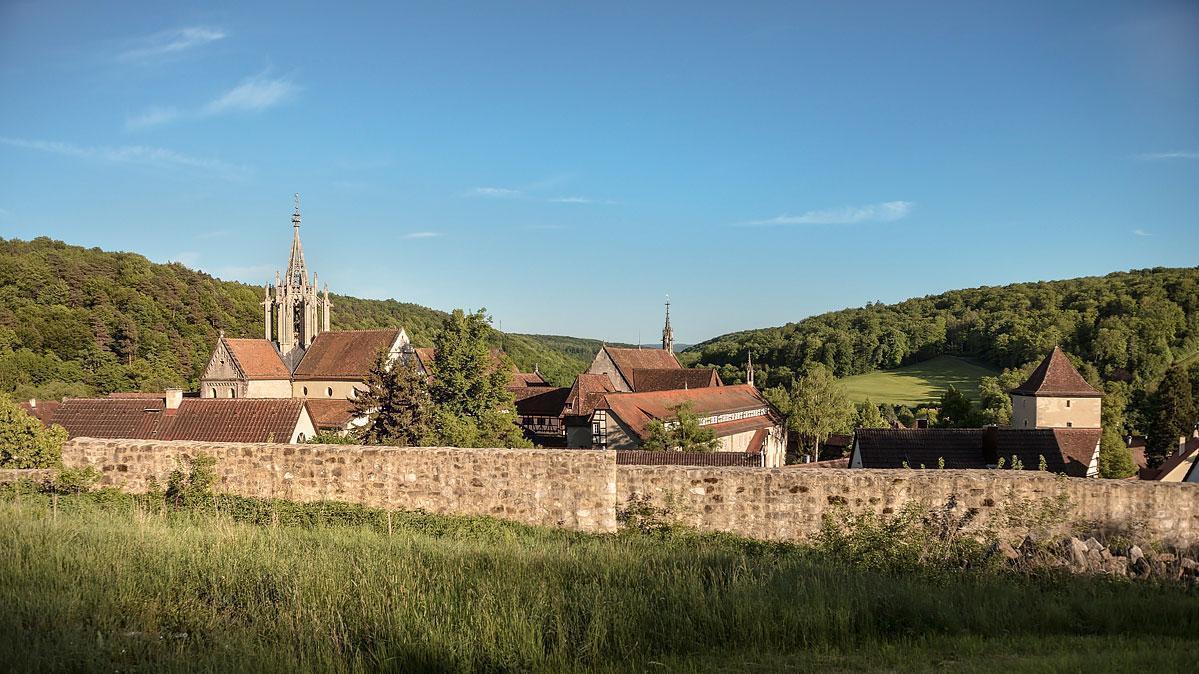 Kloster Bebenhausen im Schönbuch; Foto: Staatliche Schlösser und Gärten Baden-Württemberg, Günther Bayerl