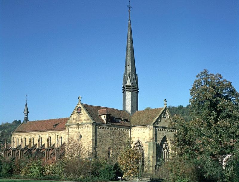 Kloster Maulbronn; Foto: Landesmedienzentrum Baden-Württemberg, Eberhard Spaeth
