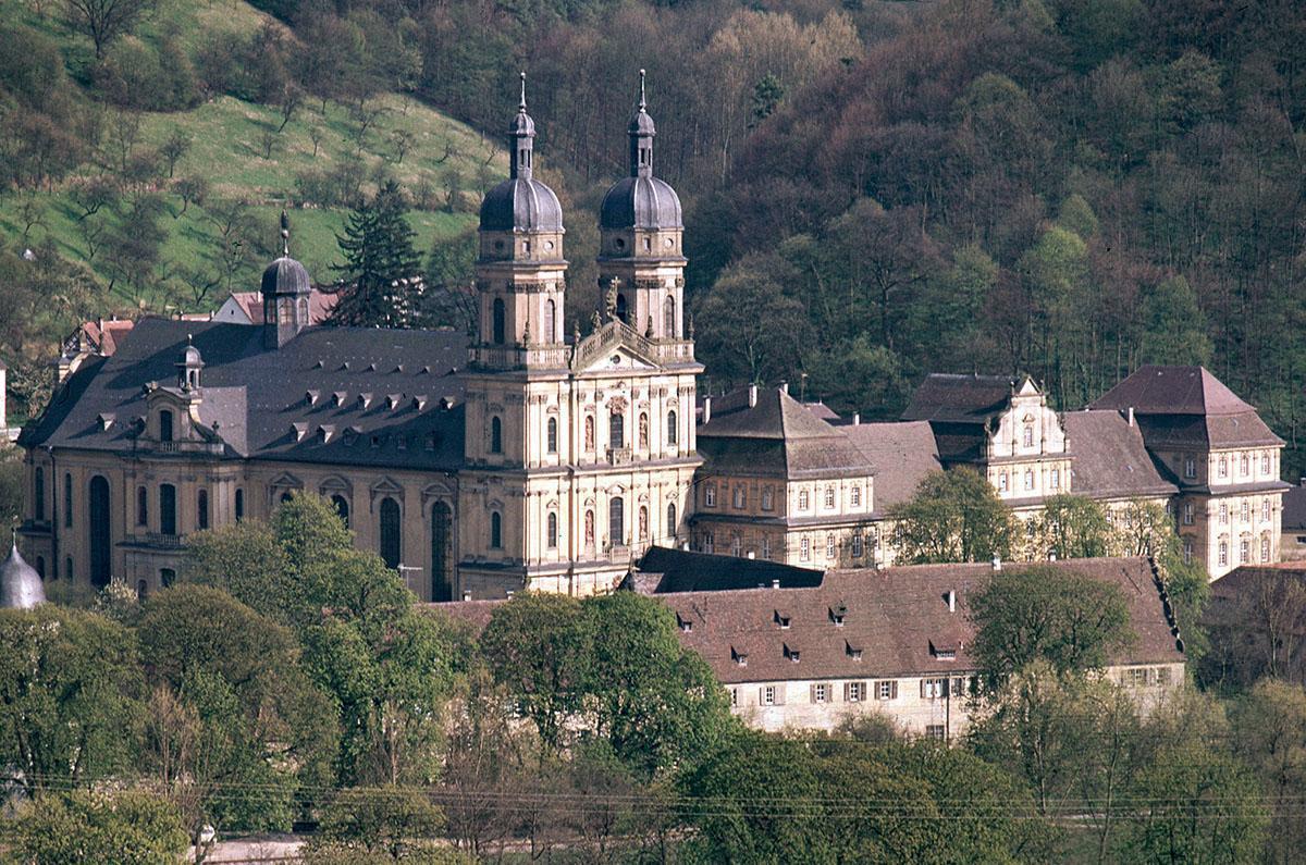 Kloster Schöntal; Foto: Landesmedienzentrum Baden-Württemberg, Dieter Jaeger