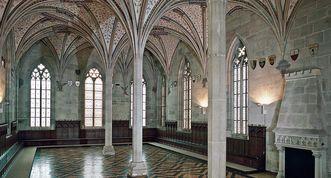 Summer refectory of Bebenhausen Monastery