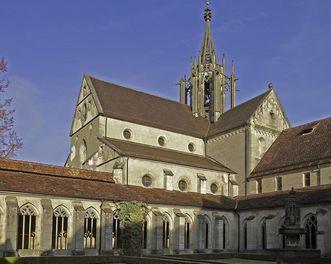 Church of Bebenhausen Monastery. Image: Staatliche Schlösser und Gärten Baden-Württemberg, Arnim Weischer