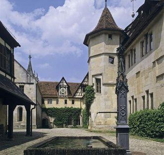 Kloster Bebenhausen zwischen Klausur und Schloss; Foto: Staatliche Schlösser und Gärten Baden-Württemberg, Steffen Hauswirth