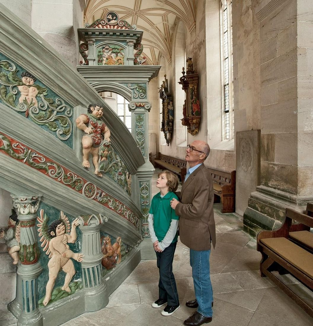Bebenhausen Monastery and Palace, visitors