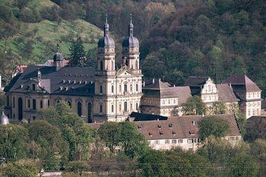 Schöntal Monastery. Image: Landesmedienzentrum Baden-Württemberg, Dieter Jäger