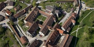 Image: Bebenhausen Monastery and Palace