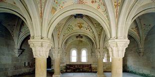 Kapitelsaal im Kloster Bebenhausen