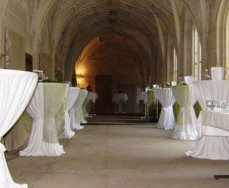 Cloister of Bebenhausen Monastery