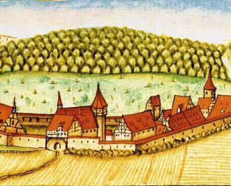 Detailansicht Kloster Bebenhausen; Foto: Staatliche Schlösser und Gärten Baden-Württemberg, Stephan Kohls
