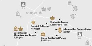 "journey map ""Around Tübingen"""