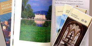Buchauswahl der Staatlichen Schlösser und Gärten Baden-Württemberg