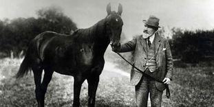 König Wilhelm II. von Württemberg, Fotografie um 1910