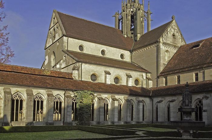 Church of Bebenhausen Monastery