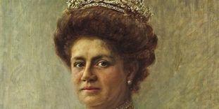 Portrait of Queen Charlotte von Württemberg, circa 1910